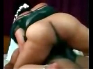 Mysterr big ass Aunty riding cock like a whore