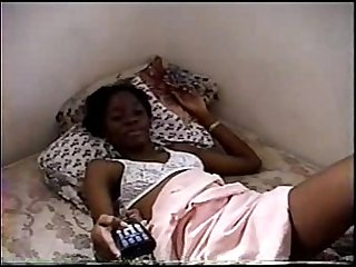 Bajan School Girl vs BajanMan