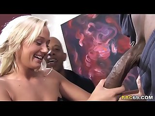 Molly rae interracial threesome