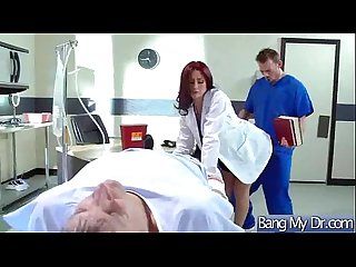 lpar Monique alexander rpar horny patient get Sex treat from doctor clip 15