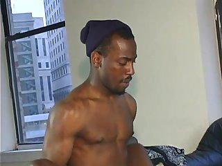 Black slave rides master dick