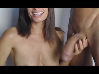 British Naughty and Horny Mom From QuickSexTonight.Com Trying To Suck Her Real American..