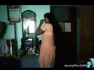 Young Telugu girl makes strip video for boyfriend