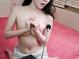 Very beautiful pink korean girl sexy naked-18