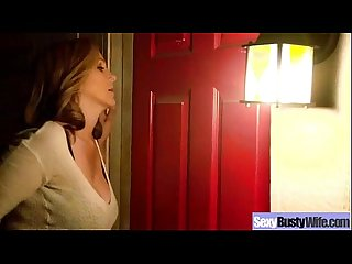 (julia ann) Busty Hot Mature Housewife Get Sluty In Hard Sex Scene mov-14