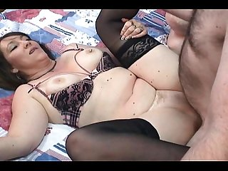 Interracial amateur party
