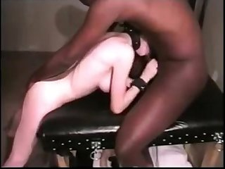 White wife enslaved to big black cocks - extremevidztube.com