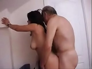 Teenage girl Forced