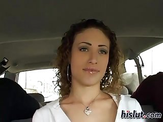 Romina is a true slut