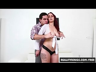 Realitykings big naturals carmen capri peter green lube for the boob