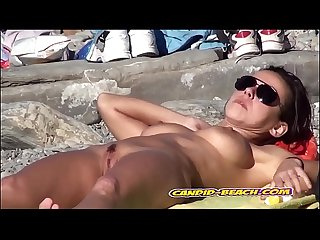 Sweet tight pussy amateur ladies voyeur beach spy 1