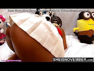 Tittiesfuck Big Black Boobs Babe Titsfuck By Horny Old Man Fucking Msnovember Huge Natural Titties..