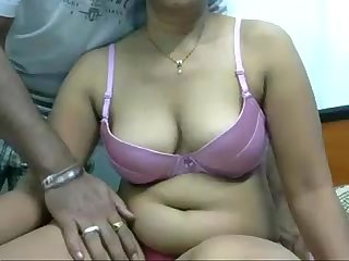 Indian Desi horny couples trying all out fun at bedroom wowmoyback