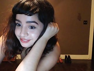 Short Hair Brunette Teen on cam - GirlTeenCams.com