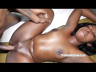 18yr old kokohontas takes bbc stretch
