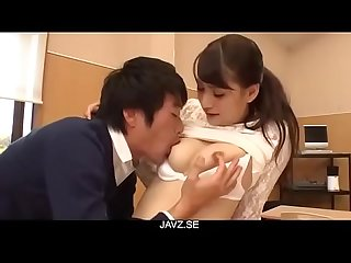 Yui Oba, teacher in heats, amazing hardcore school fuck - From JAVz.se