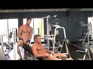 Gym Buddies Mutual Sex