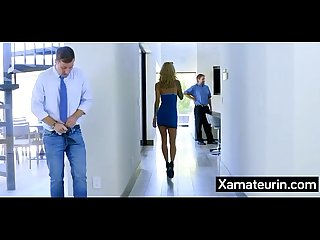Xamateurin com german deutsch sarah jessie busty wife fucked the real estate agent