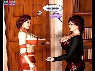 Familia incestuosa (comic) Parte 5
