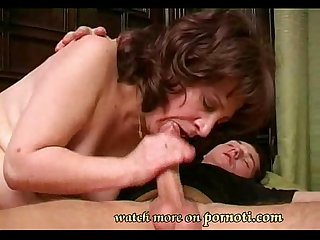Mom gets fucked by daughter s boyfriend