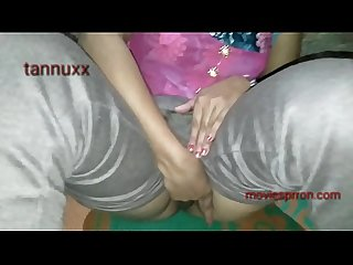 Indian Desi teacher fingering girl nice show