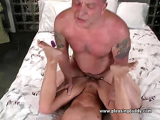 Allison loves mature cock