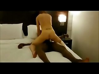 Skinny wife gets bred and seeded by BBC