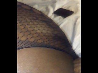 teasing my phat tstamika juicy pussy