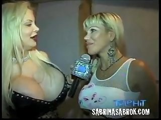 Sabrina sabrok sex tv show gay pride mexico part 2