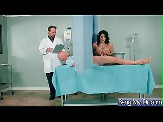 (Valentina Nappi) Hot Patient Come To Doctor And Get Nailed Hardcore movie-28
