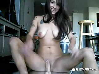 Justa another hot webcam girl