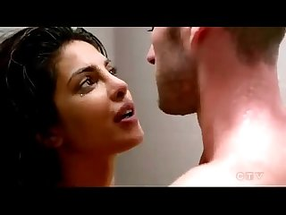 Priyanka Chopra Quantico2 Bathroom Hot Kissing� Scene