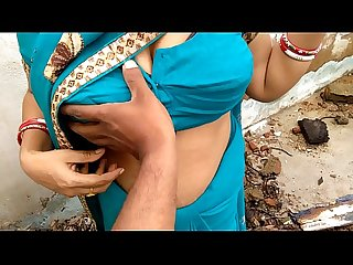 Indian Mom Sex With Son In Abandoned House Outdoor Fuck